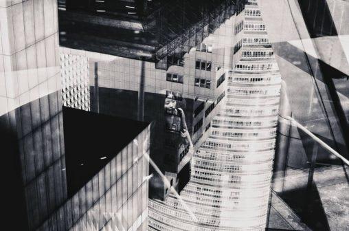 City Exit, NYC 2017 by Michael Kowalczyk
