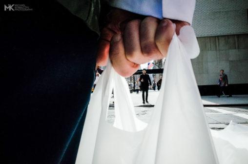 Plastic Bag Grip Michael Kowalczyk Photography