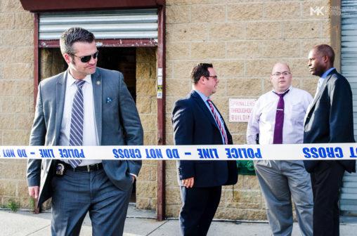 A Bronx Murder Michael Kowalczyk 2016