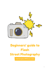 Beginners guide to flash street photography