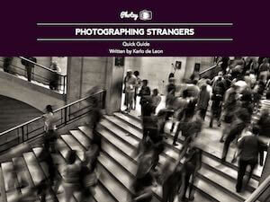 Photographing Strangers Karlo de Leon
