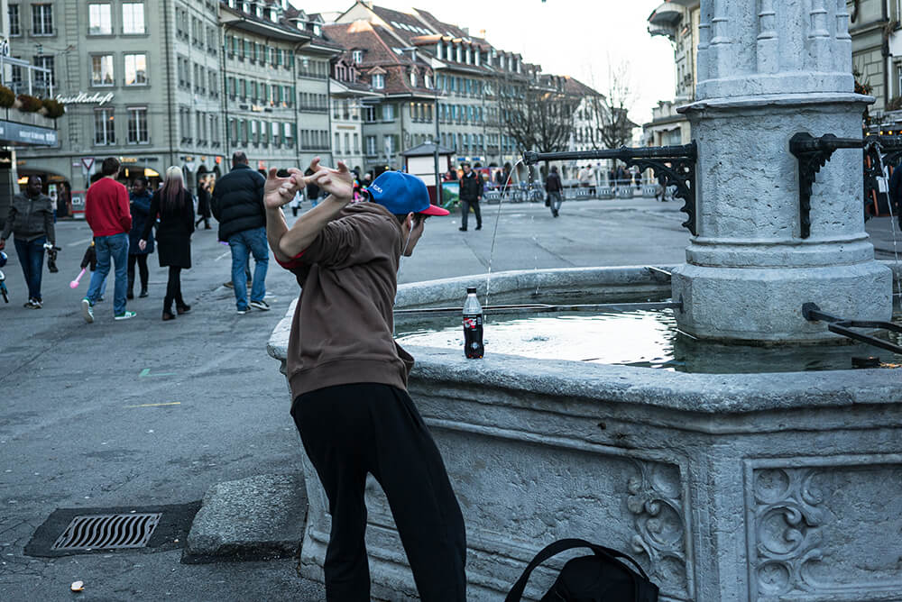 Bern, 2017 - Photo by Susanne Baumgartner