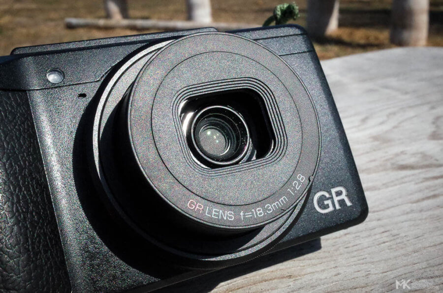 Ricoh GR II Closed Shutter Problem