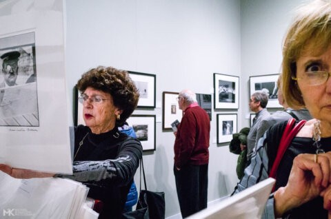 Looking at Cartier-Bresson Prints